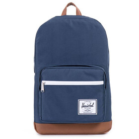 Herschel Pop Quiz Rugzak, navy/tan